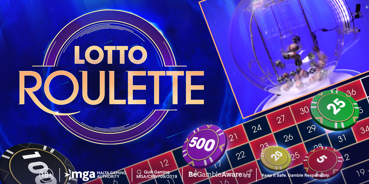 Quik turns the tables on a Casino classic with the release of Lotto Roulette