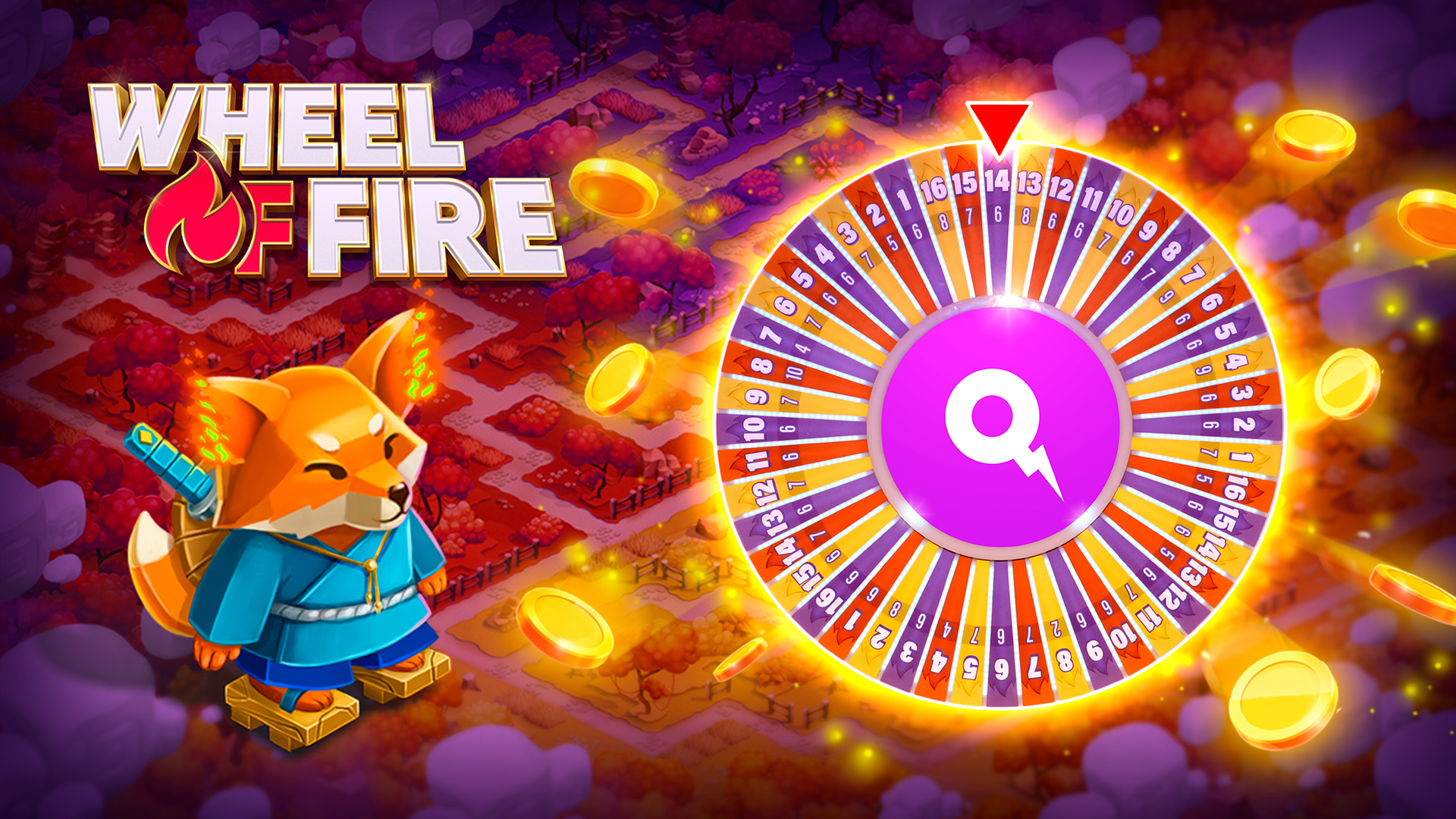 Quik turns up the heat with the release of Wheel of Fire: Live & Single Player